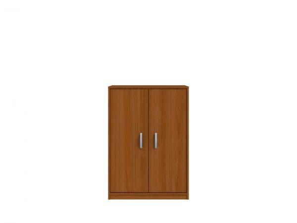 Wellemöbel Aktenschrank 80 cm Kirschbaum | Büro > Büroschränke > Aktenschränke | Kirschbaum - Nachbildung - Ahorn - Buche | Wellemöbel