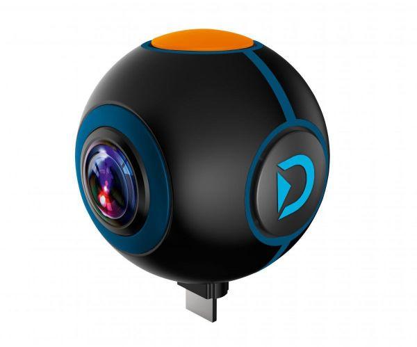 Bresser Android Camera SPY 720°
