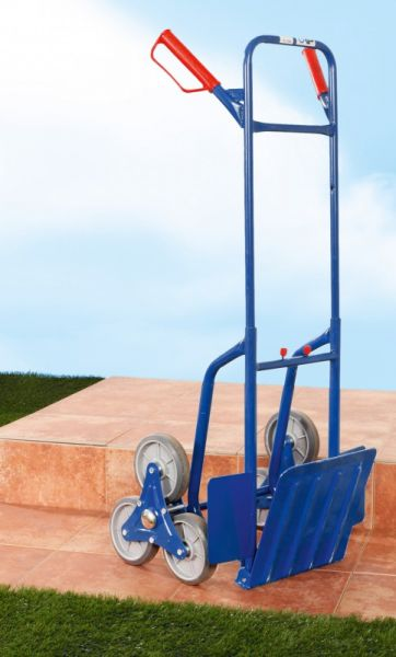 Kraft Werkzeuge Treppen- Transportkarre-klappbare Schaufel