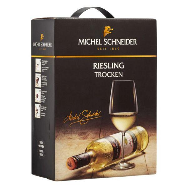 Michel Schneider Riesling QbA Bag in Box 3 Liter