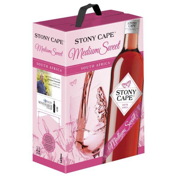Stony Cape Roséwein Bag in Box 3 Liter