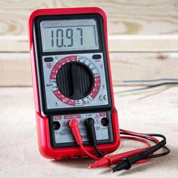 Kraft Werkzeuge Digitales Multimeter