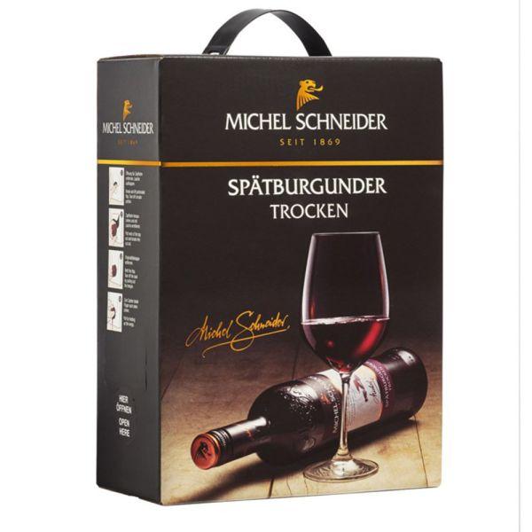 Michel Schneider Spätburgunder QbA Bag in Box 3 Liter