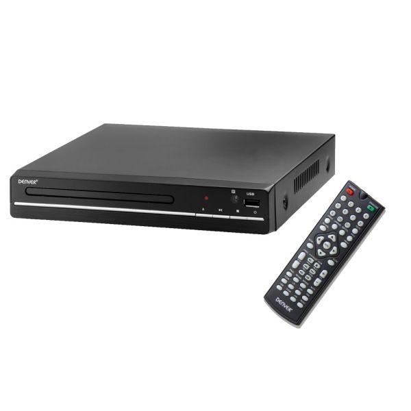 Denver Full-HD DVD-Player DVH-7787, Schwarz