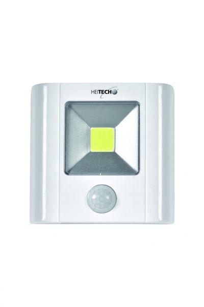 Heitech COB-LED Licht mit Bewegungsmelder