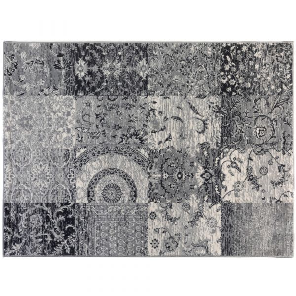 "Lifetex Teppich ""Shiraz"", ca. 160 x 220 cm - Patchwork Ornament"