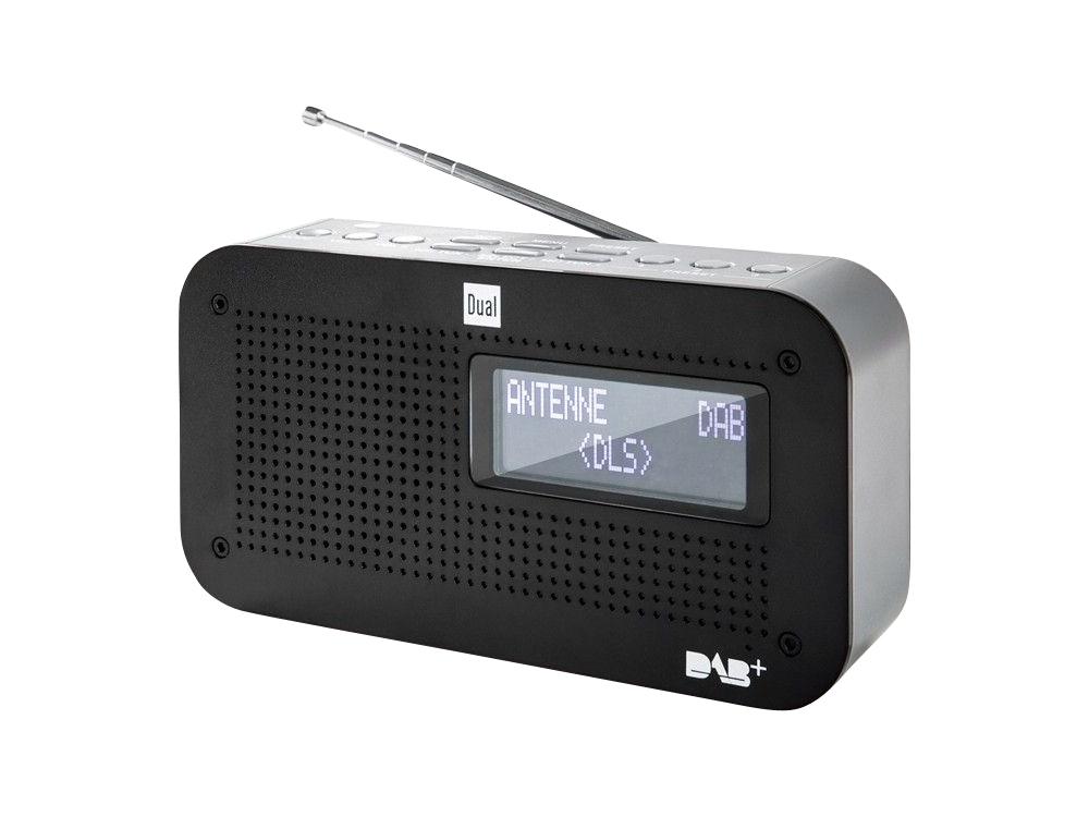 Badspiegel Mit Eingebautem Radio.Dual Portables Dab Ukw Radio Dab71 Norma24