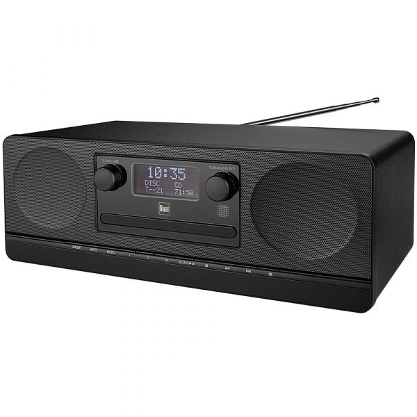 Dual Digitalradio DAB420 BT 5in1 DAB+ / UKW Mikrosystem