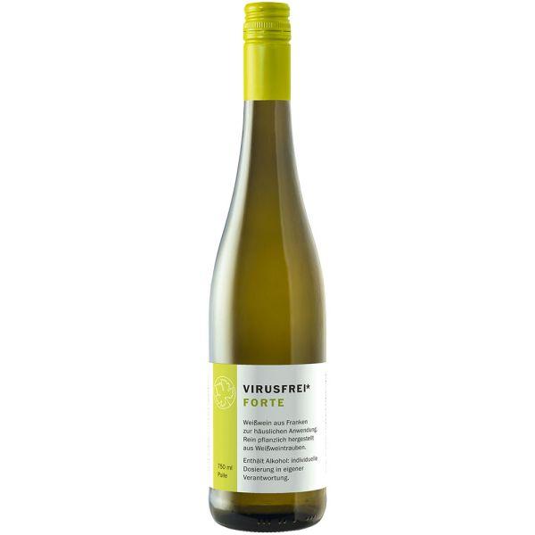 Virusfrei Forte Silvaner & Traminer Qualitätswein feinherb