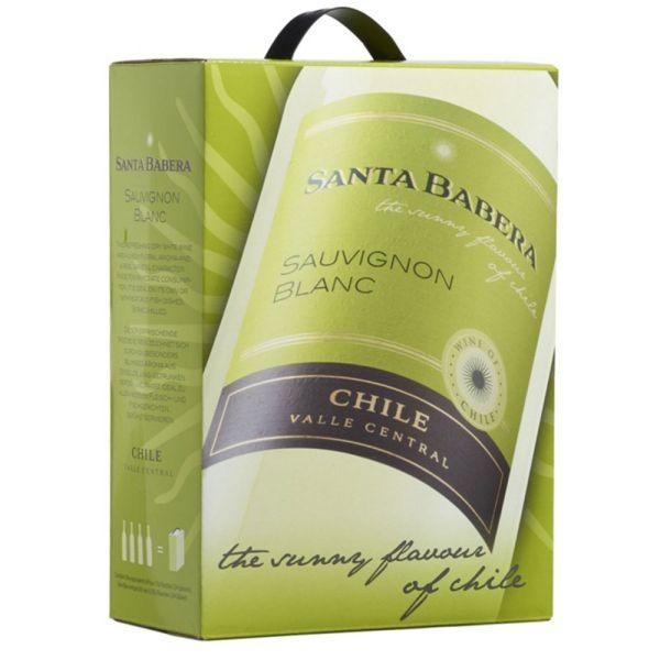 Santa Babera Sauvignon Blanc Bag in Box 3 Liter