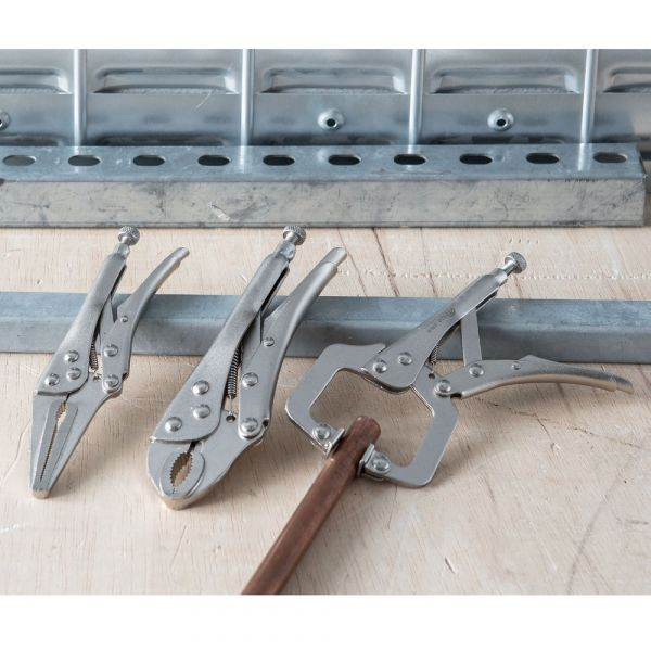 Kraft Werkzeuge Gripzangen 3er Set