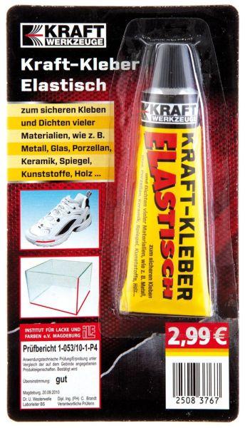 Kraft Werkzeuge Kraftkleber extra stark & elastisch 40g