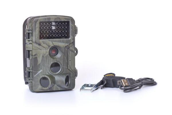 Helderbach Wildkamera HC226 mit Batterien+Speicherkarte