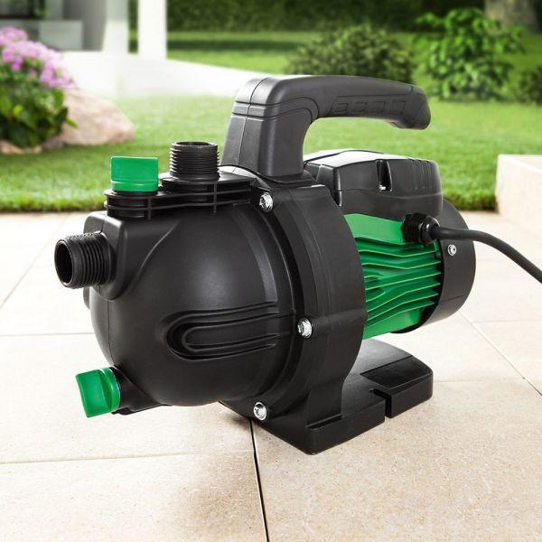 Powertec Garden Gartenpumpe 600W