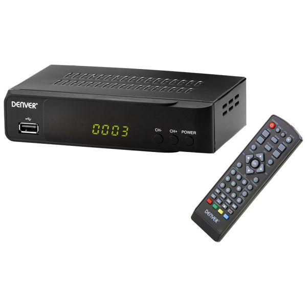 Denver Full HD DVB-S2 Receiver DVBS-206HD