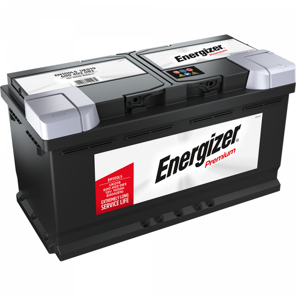 Energizer Premium-Starterbatterie 100 Ah