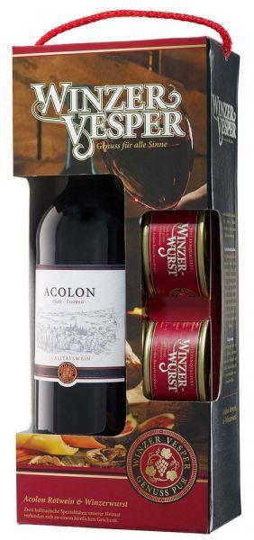 Gepa Geschenkverpackung Wein + Winzervesper