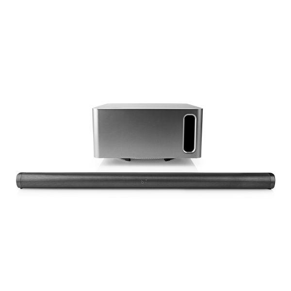 Nedis Soundbar 2.1 Bluetooth® 5.0 DSP-Programme 390 W Fernbedienung