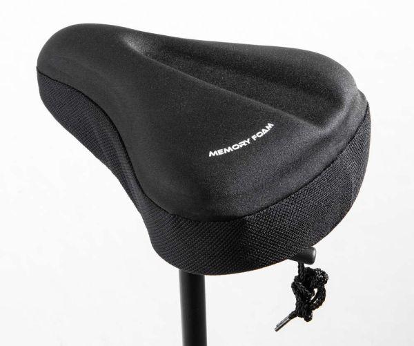 TopVelo Fahrrad-Satteldecke mit Memory Foam Polsterung für City-Räder