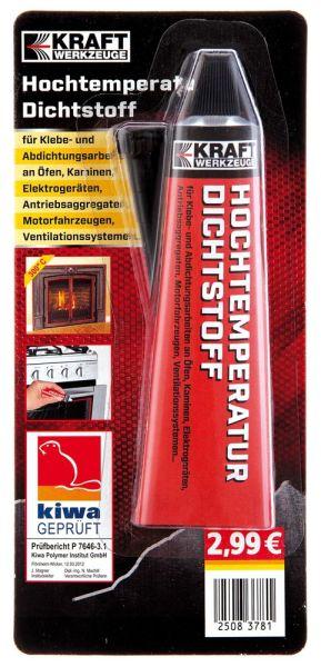 Kraft Werkzeuge Hochtemperatur-Dichtstoff 60g