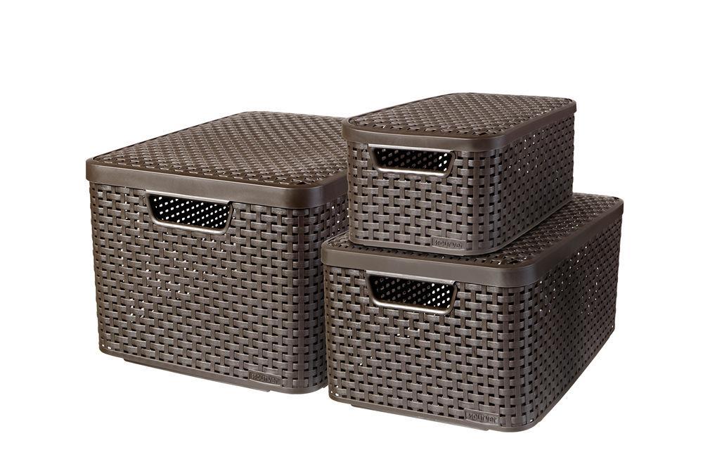 Gut bekannt Aufbewahrungsboxen online kaufen | Norma24 VW46