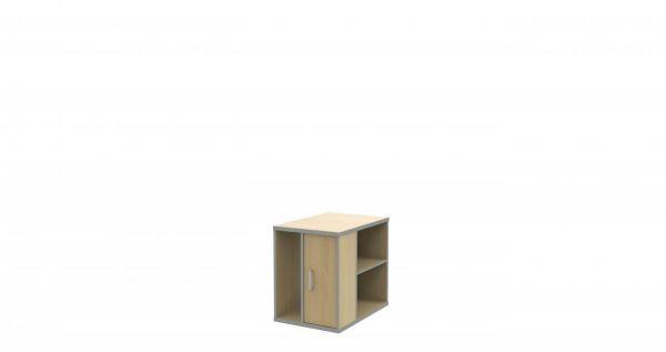 Wellemöbel Container Ahorn | Büro > Büroschränke > Container | Hell | Ahorn - Nachbildung | Wellemöbel