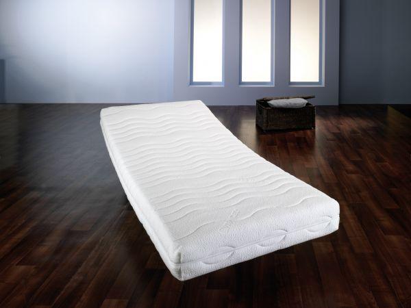 """Schlaf-Gut 7-Zonen-Komfortschaum-Matratze """"Rom"""", 100x200 cm"""