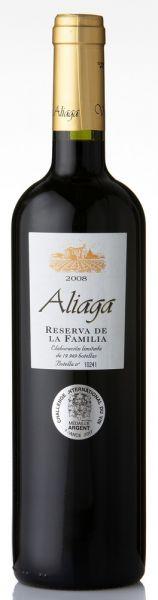 """Bodegas Camino del Villar Reserva de la Familia """"Aliaga"""""""