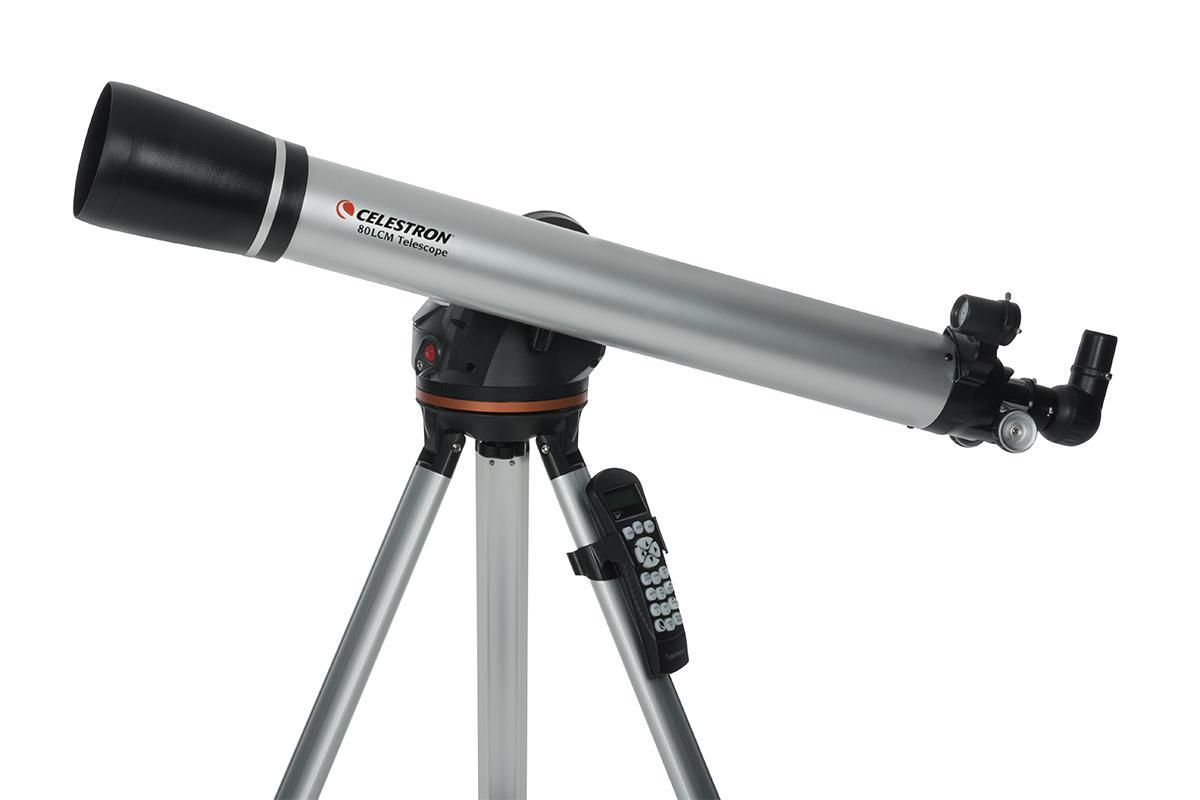 Celestron 80lcm goto teleskop norma24