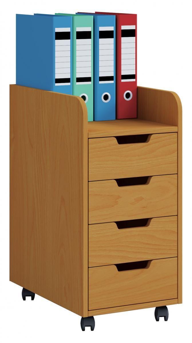 VCM Rollcontainer Bürocontainer Schubladenschrank Büroschrank Schublade Salda