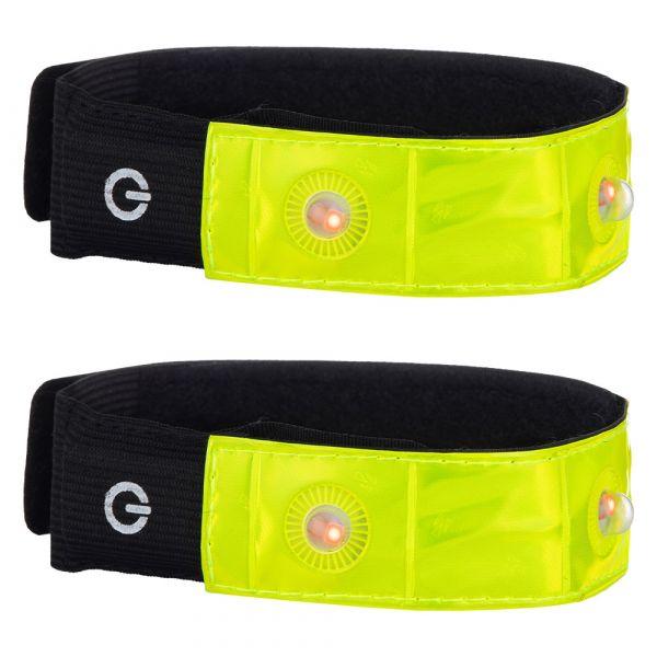 I-Glow LED-Reflektorband - 2er-Set