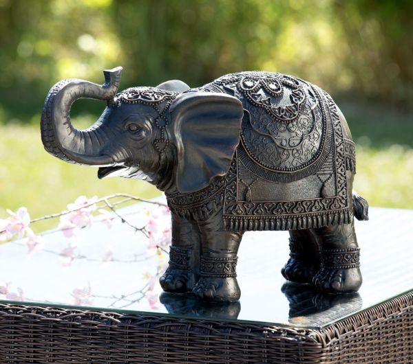 Powertec Garden Elefantenstatue