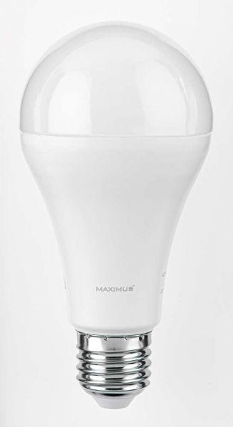 "Maximus High Power LED-Leuchtmittel ""A-Shape "" E27, 20 Watt"
