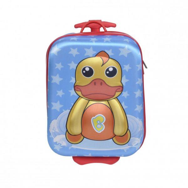 Knorrtoys Bouncie Trolley Duck