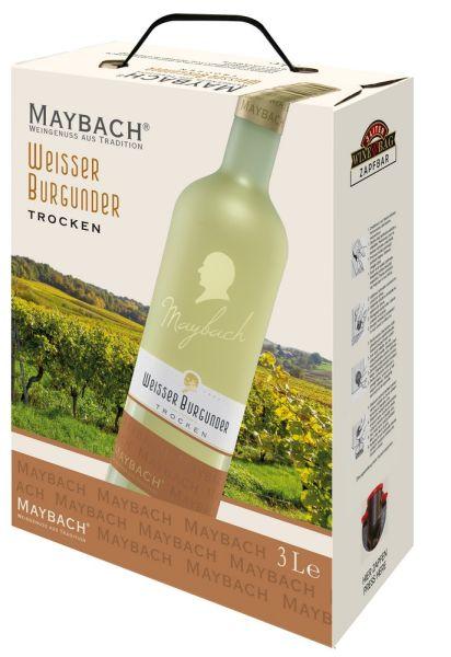 Maybach Weißburgunder 3,0l Bag in Box